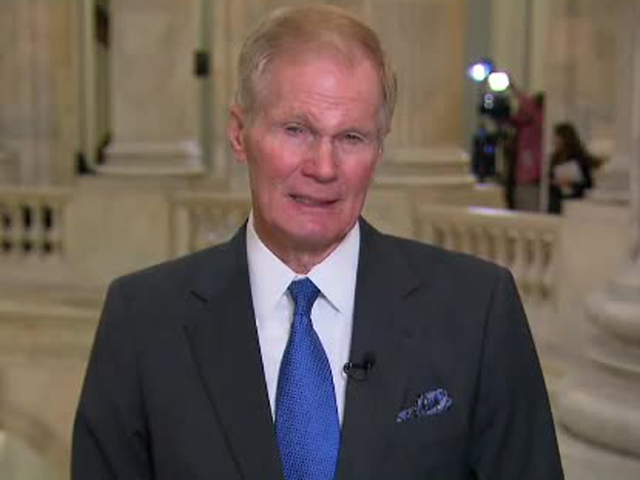 Senator Bill Nelson: Shooter wore gas mask, had smoke grenades