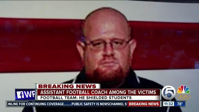 Football Coach, AD Killed in Florida School Shooting
