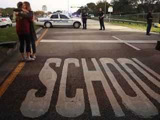 Broward schools suspends its Parkland probe