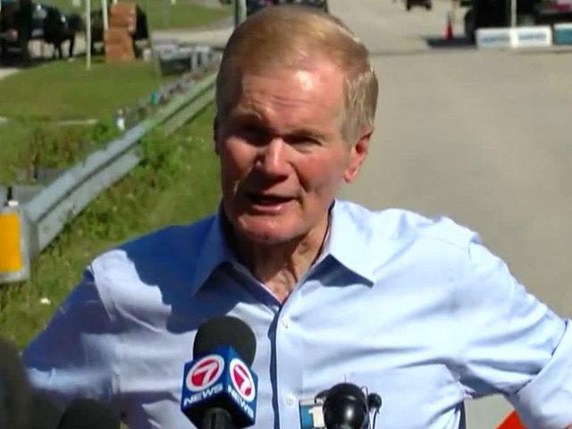 LIVE: Sen. Nelson recount statement
