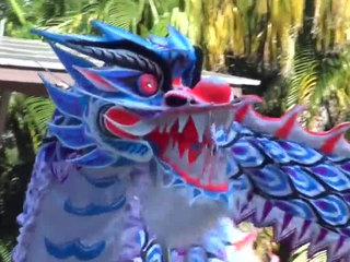 Zoo celebrates Chinese New Year with DragonFest