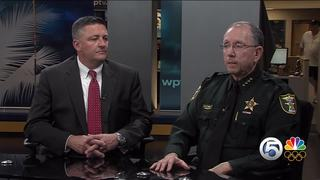 To The Point 2/18: Dr. Avossa & Sheriff Snyder