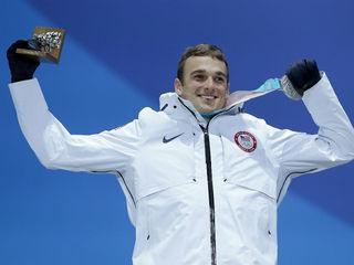 Nick Goepper grabs silver in ski slopestyle