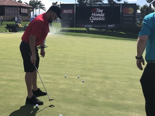 'Birdies for the Brave' at Honda Classic