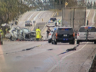 3 dead as PBSO investigates shooting, crash