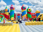World's Biggest Bounce House coming to So. Fla.