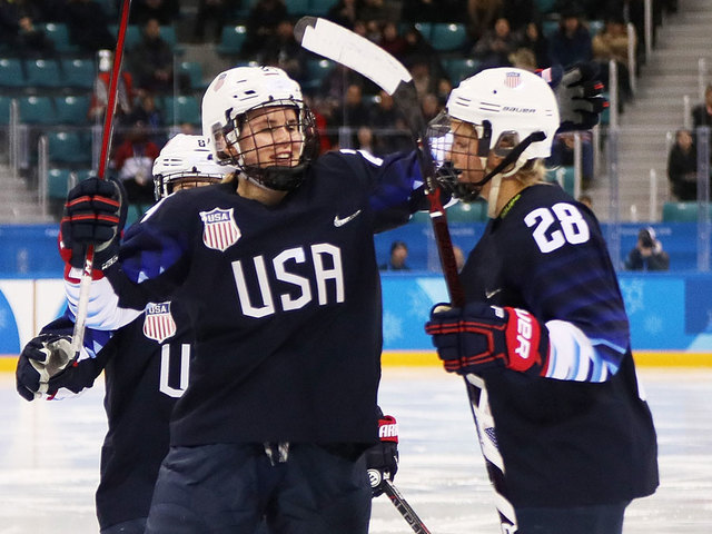 Winter Olympics: USA women to face Canada in gold-medal match