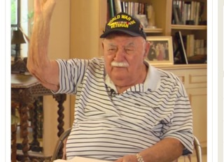 WWII veteran supports ban on assault weapons