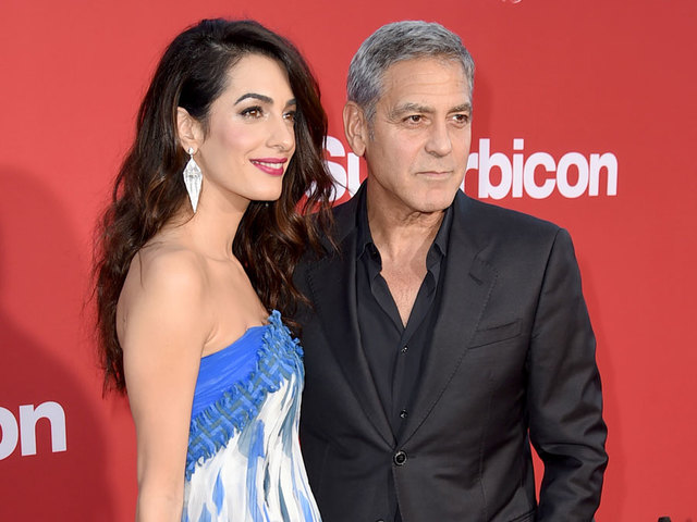 George Clooney, wife donate United States dollars  500000 to march for strict gun laws