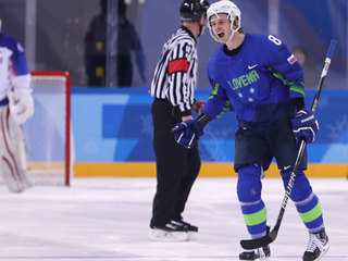 Slovenia hockey player tests positive for doping