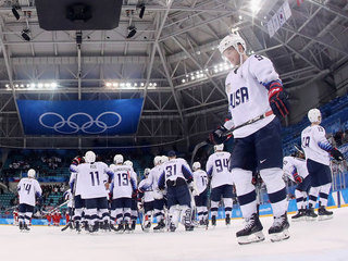 Czechs eliminate US men's hockey from Olympics