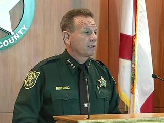 Sheriff: Officer never confronted gunman