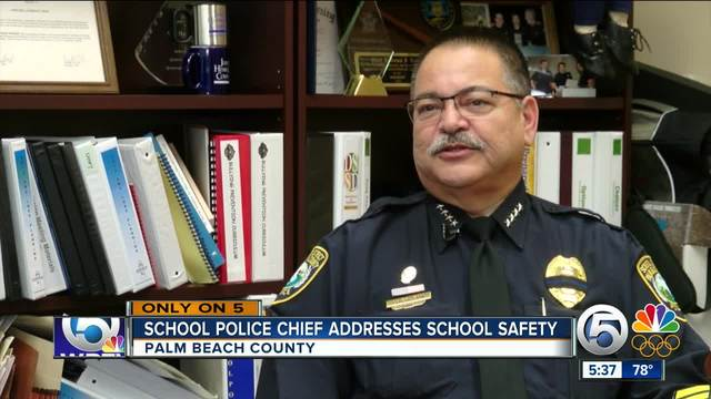 Palm Beach County is reviewing school safety