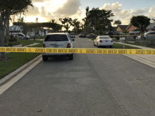 Four people shot in Riviera Beach