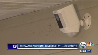 Eye Watch databasesolving crimes