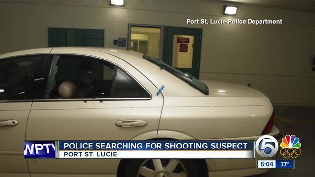 Police investigate early morning shooting in Port St- Lucie