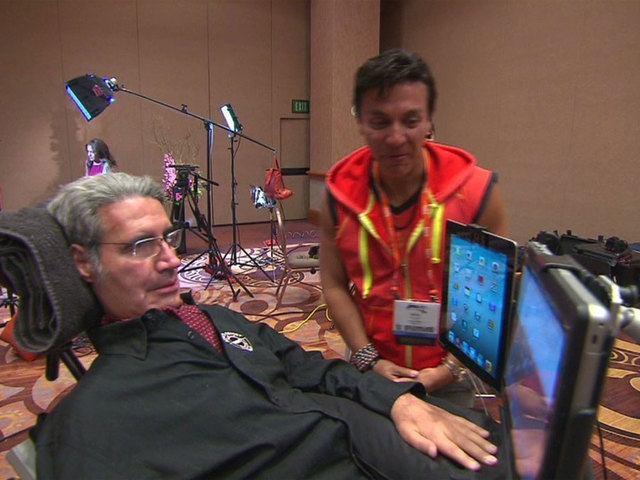 Did he change views on disability — Hawking