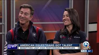 American Equestrians Got Talent on March 19