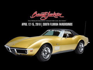 Win tickets to the Barrett-Jackson auto auction