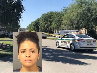 Woman accused of gouging mother's eyes out