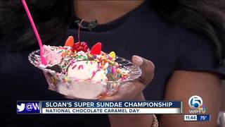 Sloan's Super Sundae Championship