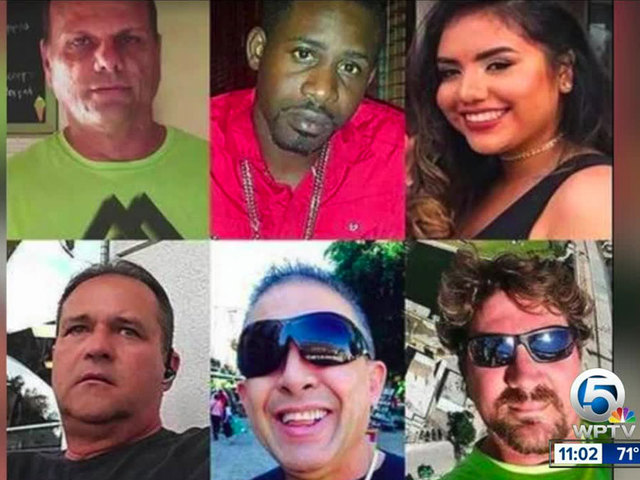 Seconds Separated Those Who Lived And Died In Florida