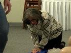 Mental, physical health training held in W. Boca