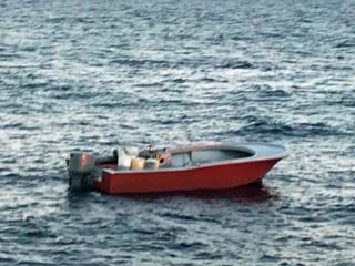 Migrants, suspected smuggler stopped off Jupiter