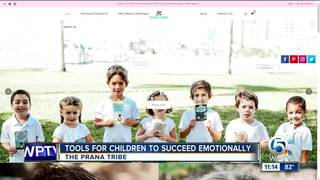 Prana Tribe offers kids tools to be successful