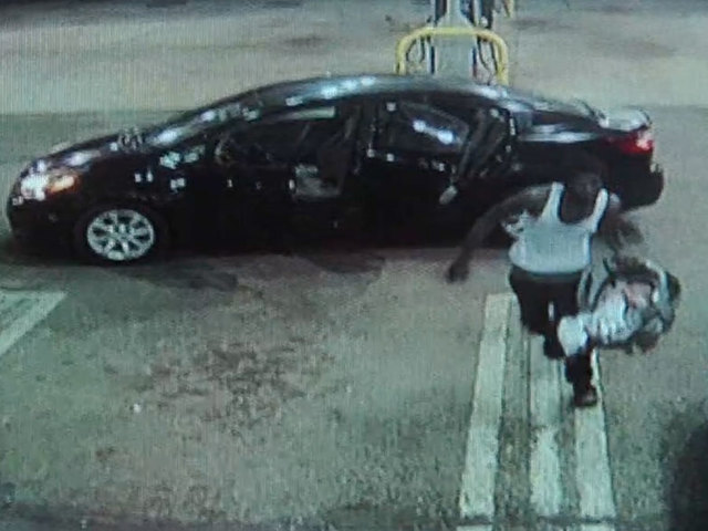 Vehicle with baby stolen, later dropped off