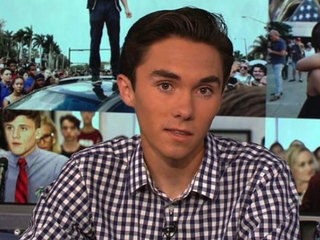 David Hogg calls for investment firm boycott
