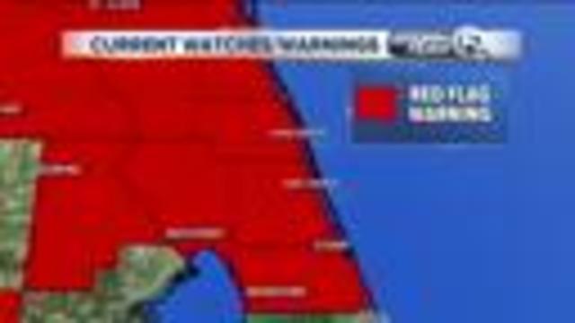 South Florida Friday morning forecast -3-23-18-