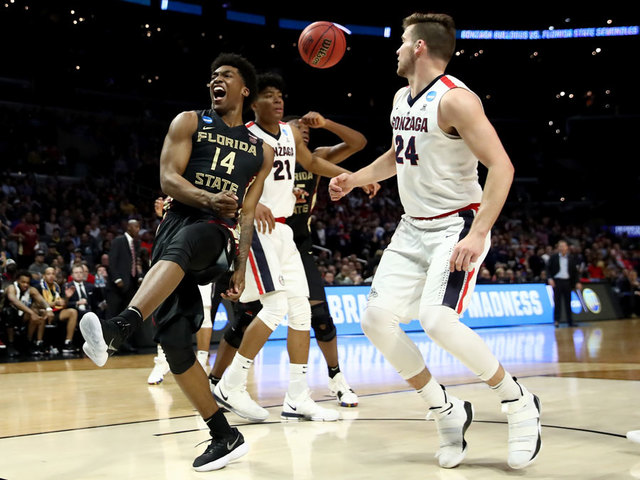 Zags to face Florida State in Sweet 16