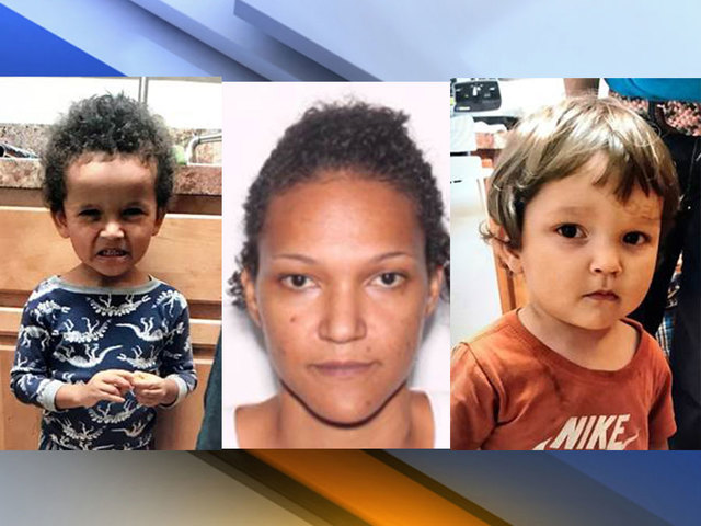 Fla. missing child alert issued for local kids