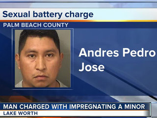 Local man charged with sexually assaulting teen