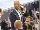 Derek Jeter charms Miami at opening day