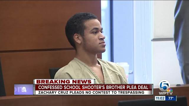 Fan Mail For Parkland Shooter Flows Into Broward County Jail