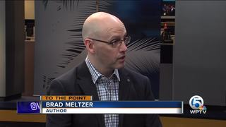 To The Point 4/1/18: Author Brad Meltzer