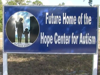 Ground broken on new campus devoted to autism