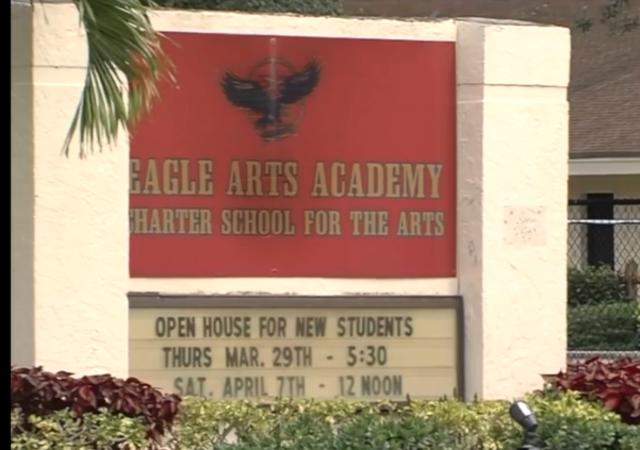 The Palm Beach County School District said it will not go outside of its  charter agreement to bail out a financially strapped charter school.