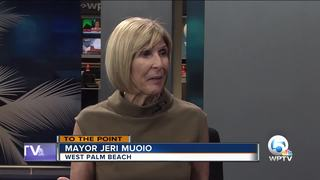 To The Point 4/8/18: Mayor Jeri Muoio