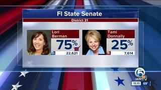 Dem. Lori Berman wins FL Senate special election
