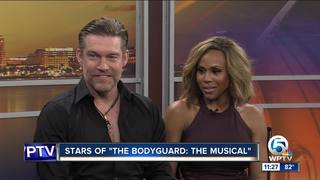 'The Bodyguard: The Musical' at Kravis Center