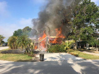 2 house fires in Martin Co. investigated