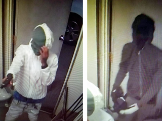 Two men suspected in Lake Park pizza robberies