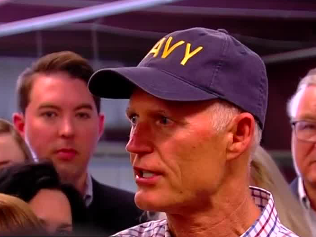 LIVE: Gov. Scott at Pratt & Whitney for new jobs