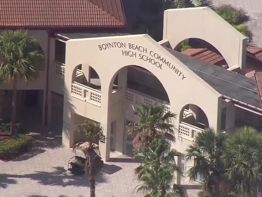 Gas Around Me >> Unsubstantiated threat made to Boynton Beach High School ...