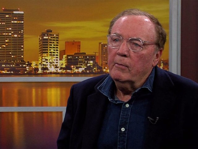 author james patterson aims to boost literacy rates