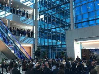 New facility bringing 480 new jobs to PB Gardens