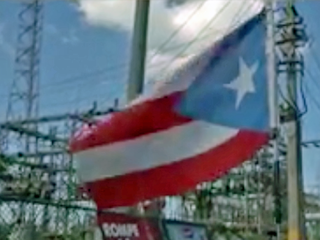 An island-wide blackout has hit Puerto Rico